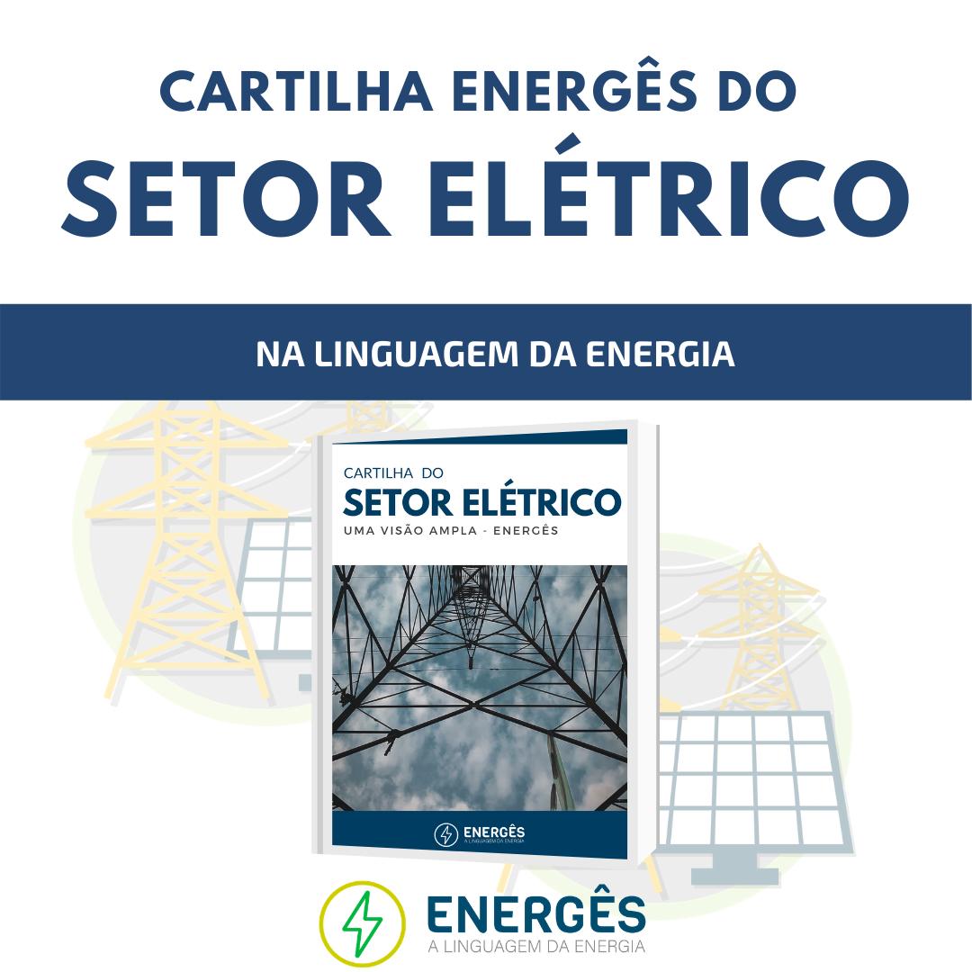 MINIATURAS POSTS 3 - (CARTILHA DO) SETOR ELÉTRICO