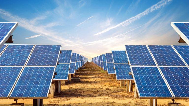 Componente do sistema solar fotovoltaico Módulos Fotovoltaicos 768x432 - DO INÍCIO AO FIM <strong>SISTEMA SOLAR FOTOVOLTAICO ON-GRID</strong>