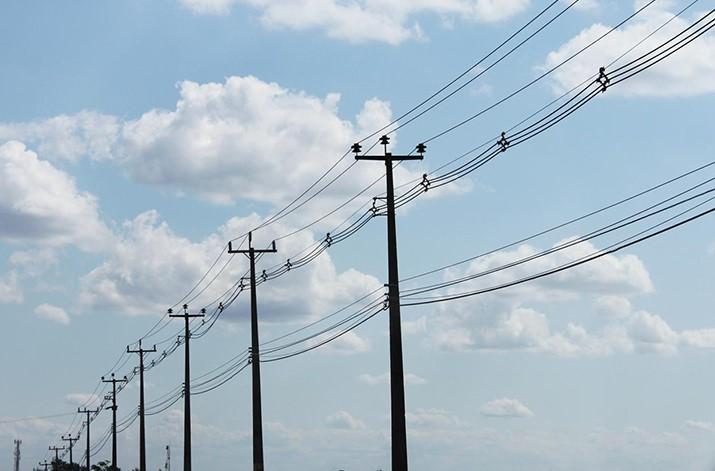 Componente do sistema solar fotovoltaico Rede da concessionária de energia - DO INÍCIO AO FIM <strong>SISTEMA SOLAR FOTOVOLTAICO ON-GRID</strong>