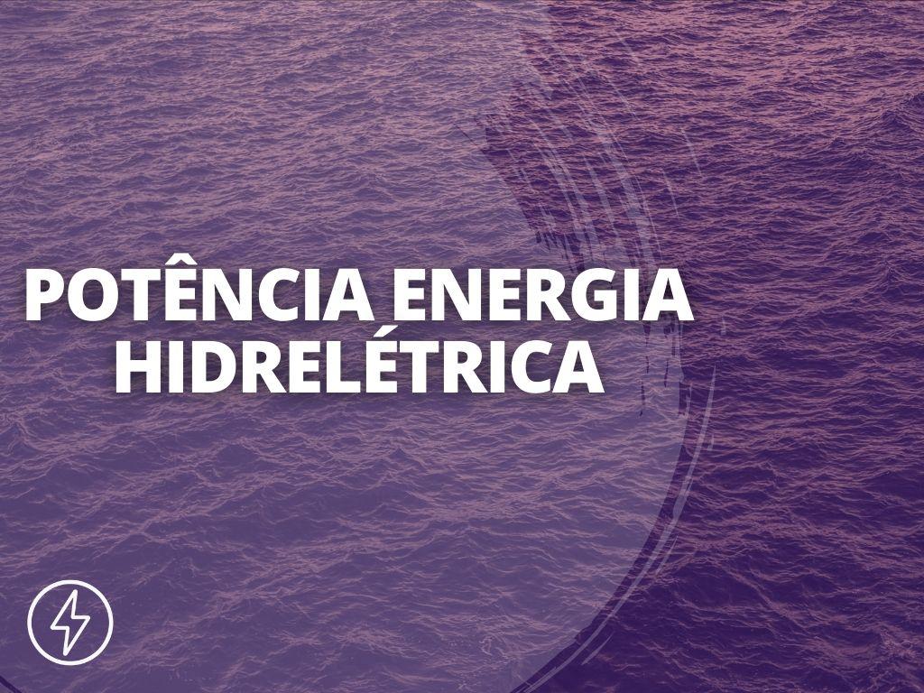 CAPA BLOG 2ª TEMPORADA ENERGÊS 1 - COMO CALCULAR A POTÊNCIA HIDRELÉTRICA