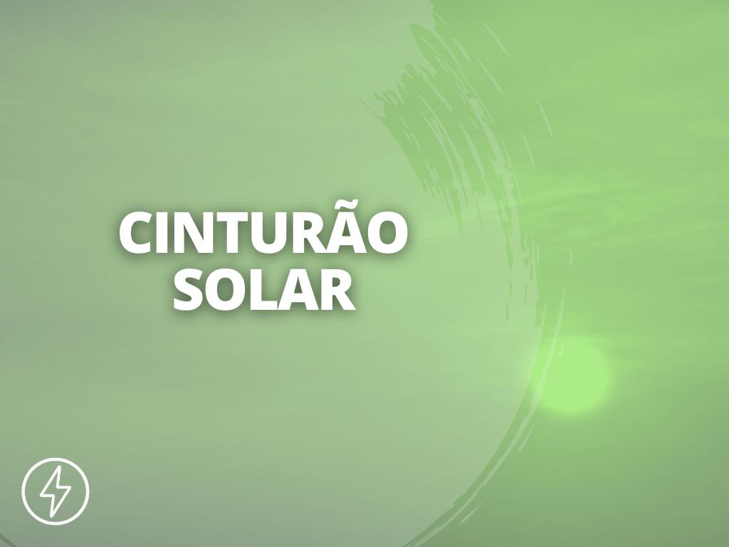 Cinturão solar