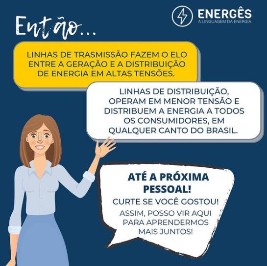 conclusao - DIFERENÇA ENTRE LINHA DE DISTRIBUIÇÃO E TRANSMISSÃO